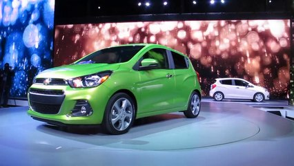 """Chevy 2016 Spark Intro plus """"Best Day Ever' Recap by Alan Batey, GM NA Pres."""