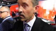 KIA VP  Michael Sprague on new Optima at NYC Auto Show with Bob Giles NewCarNews.TV
