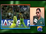 Wahab Riaz -#- We Apologize to the nation for the defeat in Quarter final