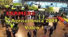 Agritechnica 2009 Day 1