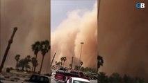 Cette Tempête de sable en Arabie Saoudite ressemble à la fin du monde!