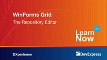 WinForms Grid - Replacing the Custom Filter Dialog - video