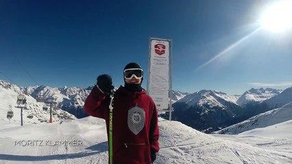GoPro Shorts: AREA 47 Snowpark Sölden - Jibbin' Tales - February 2015