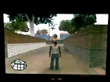 Exclusive; GTA San Andreas running on Asus Eee PC (fraps)
