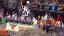 Dew Tour - Brett Banasiewicz Pulls a Triple Tailwhip - Winning Run + Interview, BMX Dirt Finals - Chicago 2010