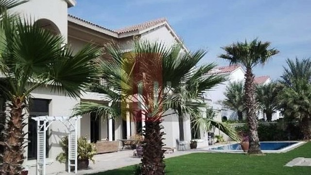 Upgraded Interior 6 bed Signature Villa / Burj Al Arab and Marina Views / Gallery View