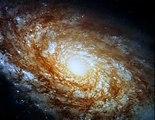 Carl Sagan explains the fluidity of galaxies