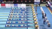 第91回日本選手權水泳競技大會-男子100m蛙泳