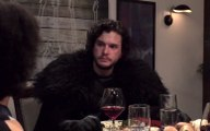 N'invitez jamais Jon Snow à dîner
