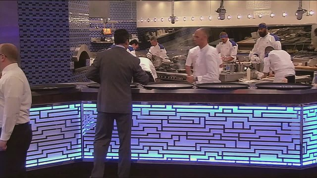 HELL'S KITCHEN   Cameron Drops The Ball from  17 Chefs Compete    FOX BROADCASTING