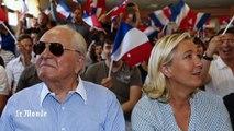 Propos de Jean-Marie Le Pen : vers une rupture au FN ?