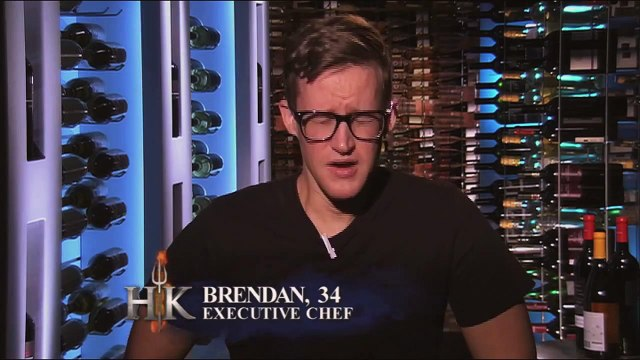 HELL'S KITCHEN   Hell's Kitchen Freezes Over from  16 Chefs Compete    FOX BROADCASTING