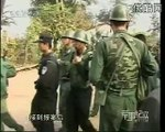 Vietnamese armed drug traffickers and armed police fighting drug trafficking in China越南武装贩毒人员与中国缉毒武警枪战