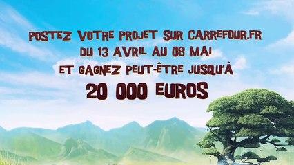 Get Up et Fais Ton Truc avec Carrefour et Jamel !