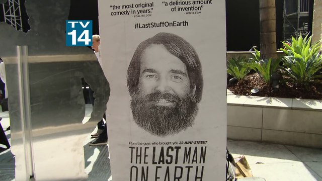 THE LAST MAN ON EARTH   Vending Machine Giveaway   FOX BROADCASTING