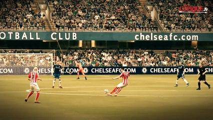 Chelsea : Petr Cech avoue avoir reproduit le lob d'Adam sur Courtois sur FIFA 15 !
