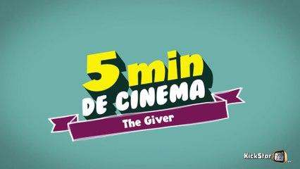 5 Min de Cinéma - The Giver