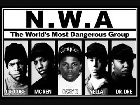 N.W.A.-Fuck Tha Police