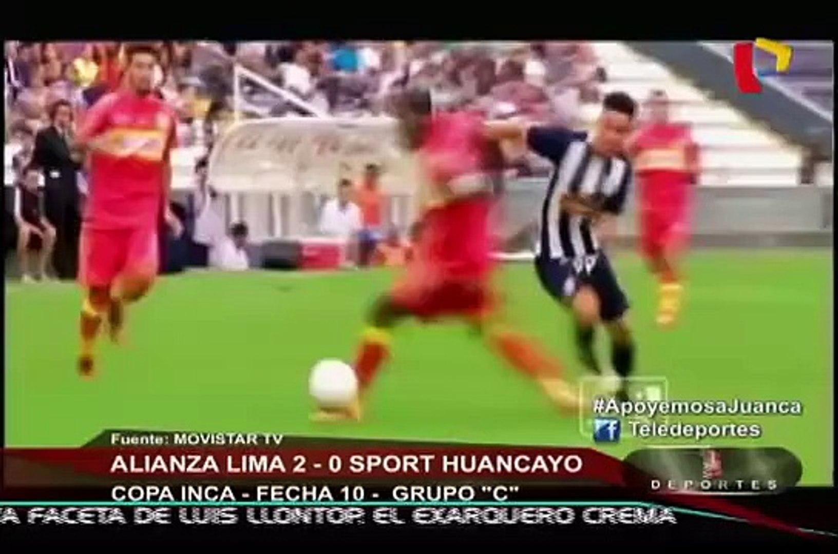 Alianza Lima venció 2-0 a Sport Huancayo y ya está en semifinales del Torneo del Inca