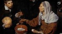 Les premières années de Diego Velázquez (extrait du film Diego Velázquez ou le réalisme sauvage)