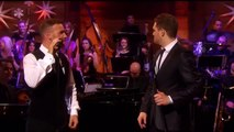 Michael Buble At Christmas With Gary Barlow - video dailymotion