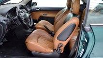 Peugeot 206 CC 1.6-16V Roland Garros CLIMA/LEER/LMV