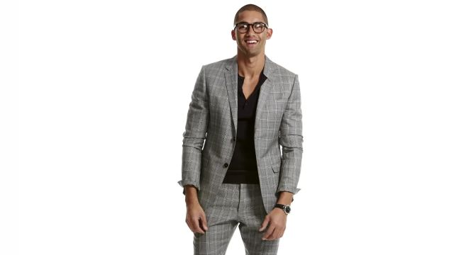 The Plaid Suit: An Unexpected Essential