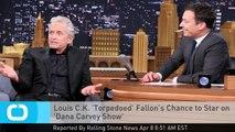 Louis C.K. 'Torpedoed' Fallon's Chance to Star on 'Dana Carvey Show'