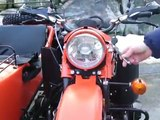 Ural Yamal with Adventure and DLT Packages, Ural of New England, Boxborough MA