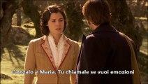 Puntata 571. Gonzalo e Maria/Gonzalo y Maria. Maria non vuole più scappare con Gonzalo.