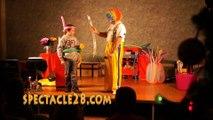 clown  MAGICIEN MONTREUIL JUIGNE SEGRE BEAUPREAU CHEMILLE BOUCHEMAIRE ST MACAIRE EN MAUGES CHALONNES SUR LOIRE
