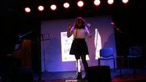 Spievam po francúzsky 2015, semi-finale Zilina,Vlková Valentina, Indila- La dernière danse