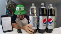 Drink 1 Gallon of Pepsi Coke Without Burping Challenge… Shock Collar Forfeit if I do Burp!