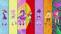 "My Little Pony: Equestria Girls - Rainbow Rocks | Animated Short [11º Short] ""Friendship Through the Ages"" - HD"