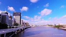 Brisbane City Timelapse / Hyperlapse, in HD
