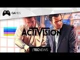 Filme do GTA e Activision quer comprar a Rockstar (Take Two)   TecNews