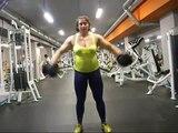 Bodybuilding Russian
