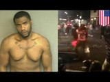 Nachtclub-Schießerei in Stamford auf Video aufgenommen