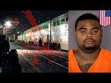 Mann in Amtrak Station zu Tode geprügelt