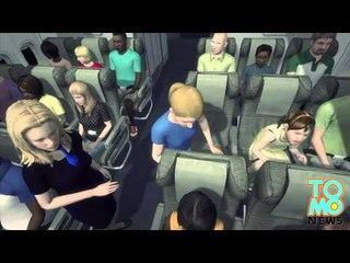 JetBlue schmeißt Mann raus, nachdem Tochter auf Sitz pinkeln musste