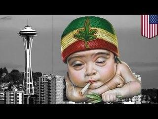 Seattle wird eine ganze Menge grüner