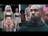 MODE : Si vous voulez qu'on pense que vous êtes à oilpé, vous adorerez le défilé de Kanye West
