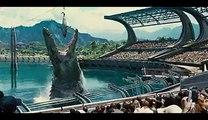 Jurassic World with Chris Pratt - The Park is Open Movie Trailer