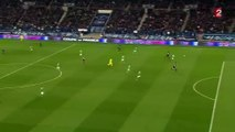 Coupe de France - Le grand pont de Zlatan Ibrahimovic sur Stéphane Ruffier