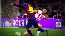 Barcelona vs Almeria 4-0 ~ All Goals and Highlights (8/4/2015] 720 HD