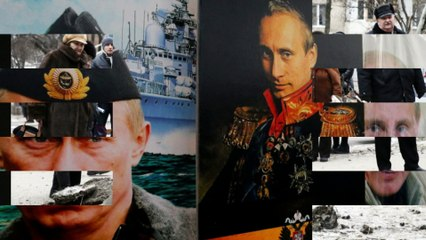 Stephen Kotkin on Putin's Rise