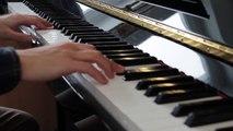 "NHK大河ドラマ「八重の桜」メインテーマ - Piano Solo (""坂本龍一Trio""Ver.)"