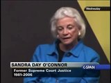 Justice O'Connor on Cameras in the Court