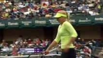 Serena Williams comforts crying and injured Sabine Lisicki