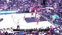 Houston Rockets Set NBA 3-Point Record - Rockets vs Spurs - April 8, 2015 - NBA Season 2014-15